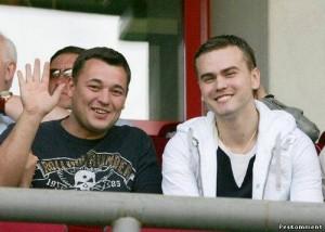 Игорь Акинфеев и Сергей Жуков