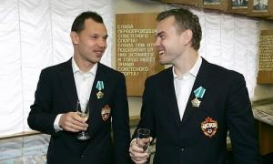 Акинфеев и Игнашевич